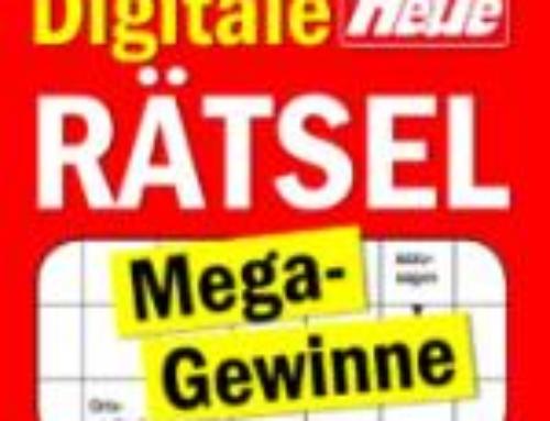 Erstes digitales Rätselmagazin verfügbar