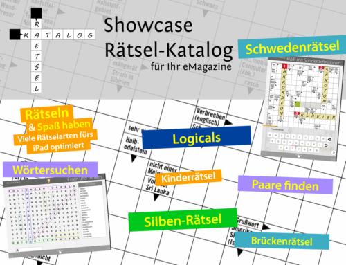 Showcase-Katalog jetzt als App