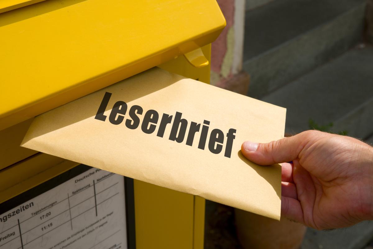Leserbrief