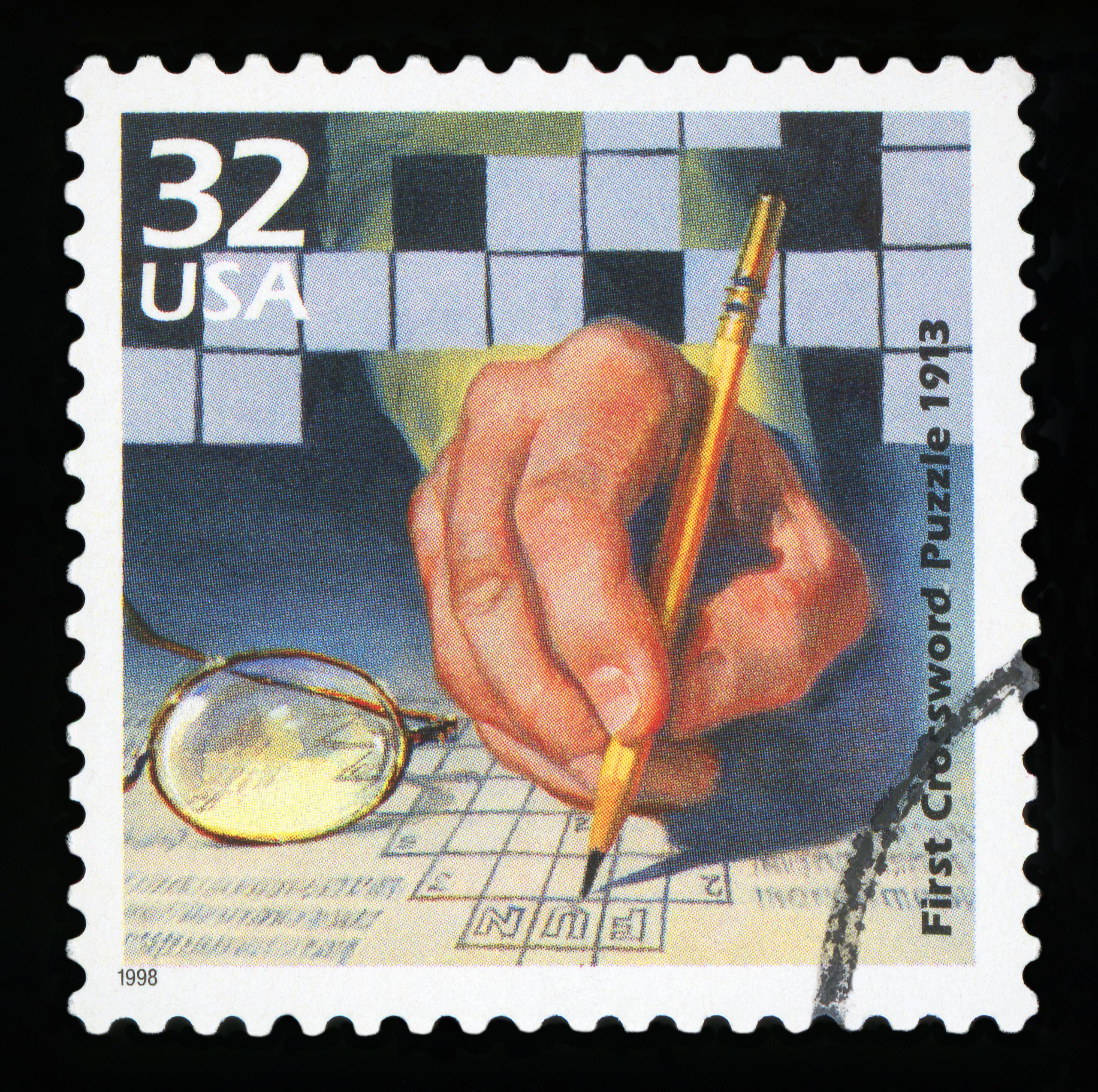 Erstes Kreuzworträtsel - © MMphotos - stock.adobe.com
