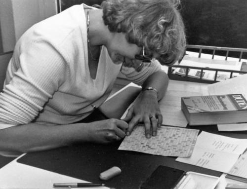 60 Jahre Pressebüro von Berg – Rätsel damals und heute